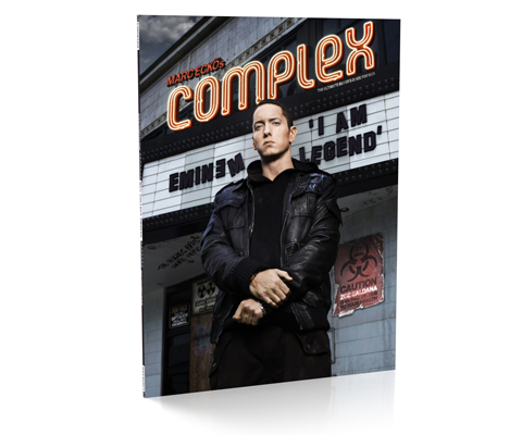 COMPLEX and Eminem Team With DF•C to Create a Post-Apocalyptic Detroit