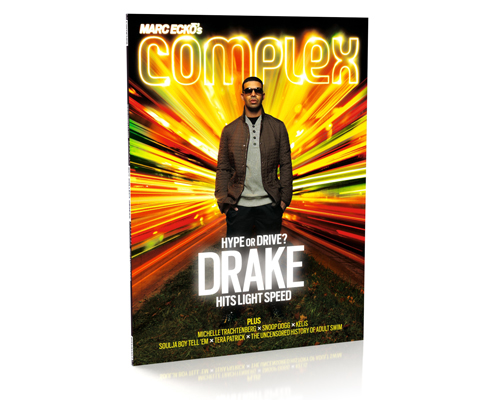 COMPLEX Taps DF•CREATIVE for Another Cover With Drake