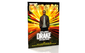 Complex Magazine – February 2010