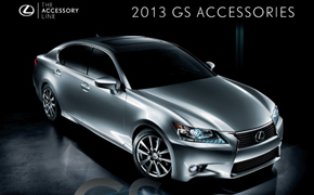 Lexus – 2013 Vehicle Accessories Catalog