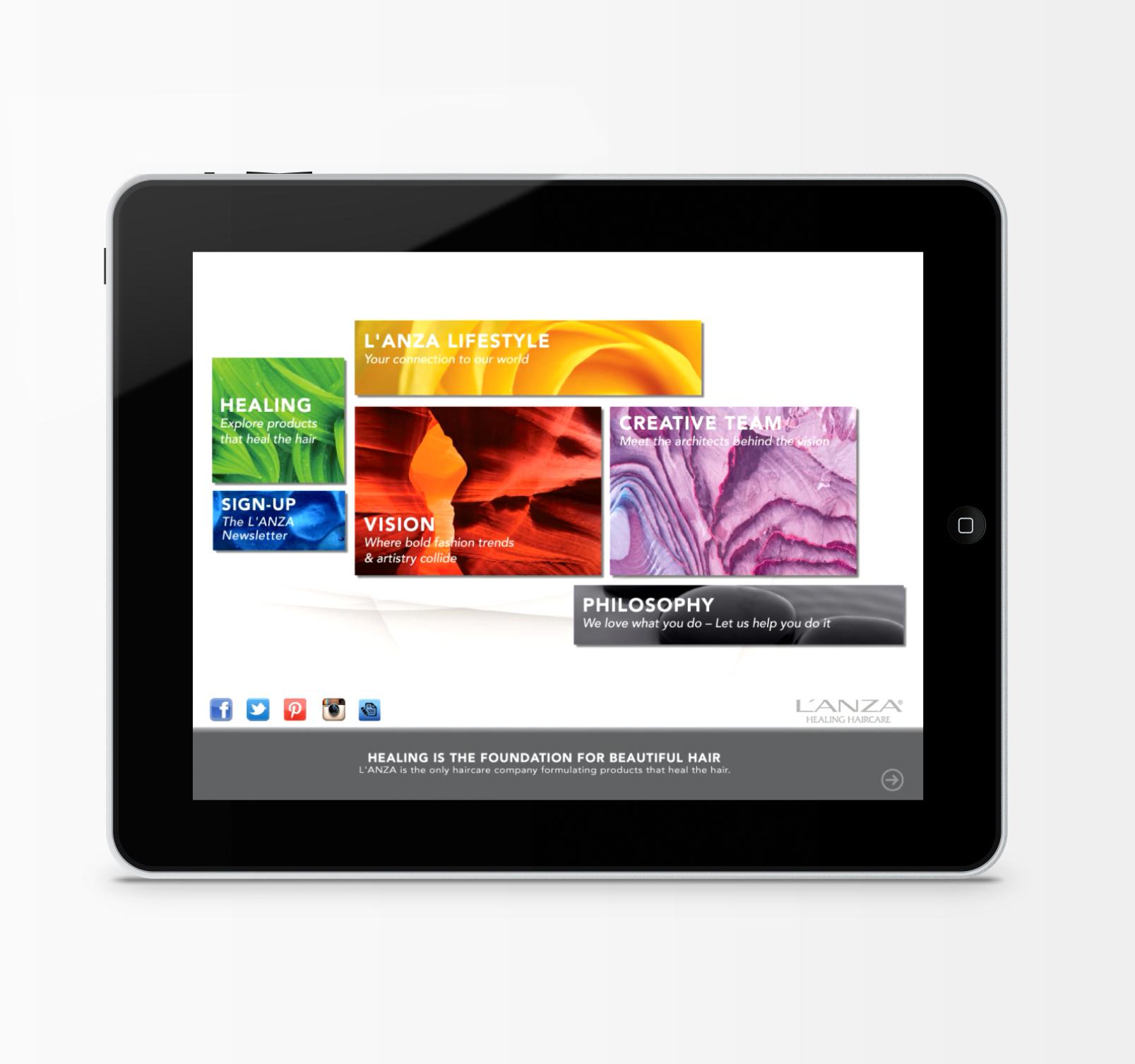 iPad_Lanza_MainPage